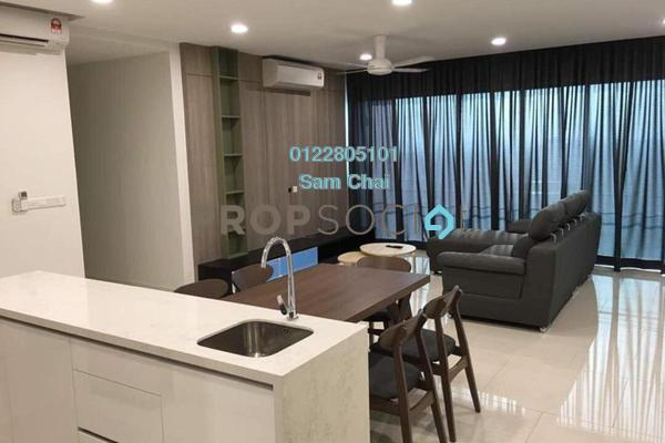 For Rent Condominium at One Central Park, Desa ParkCity Freehold Fully Furnished 3R/4B 6k