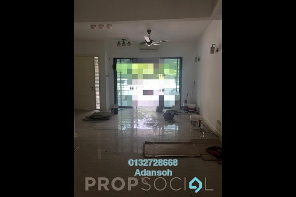 Terrace For Rent in SouthLake, Desa ParkCity Freehold Semi Furnished 4R/4B 3.8k