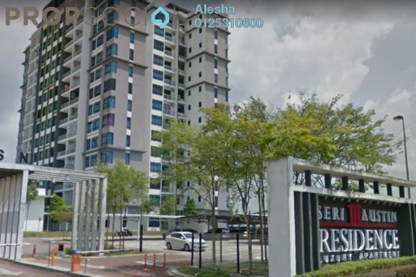 Serviced Residence For Sale in Seri Austin Residence, Seri Austin Freehold Unfurnished 3R/2B 396k