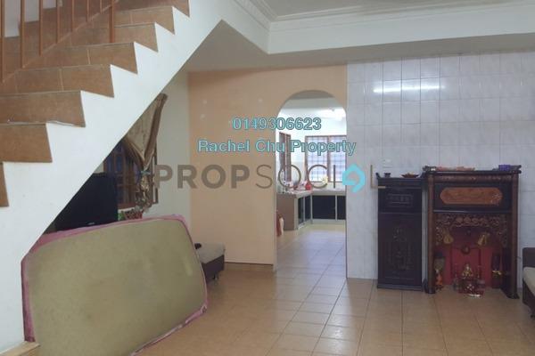 Terrace For Rent in Taman Cheras Awana, Cheras Freehold Semi Furnished 3R/2B 1.1k