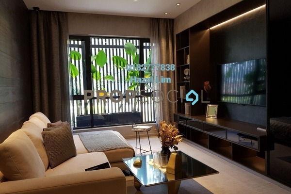 Serviced Residence For Sale in Emerald 9, Cheras Freehold Unfurnished 1R/1B 380k