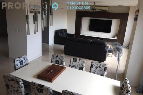For Rent Serviced Residence at The CapSquare Residences, Dang Wangi Freehold Fully Furnished 5R/3B 7k