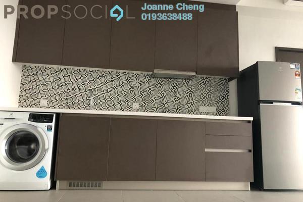 Serviced Residence For Rent in Biji Living, Petaling Jaya Freehold Semi Furnished 1R/1B 1.9k