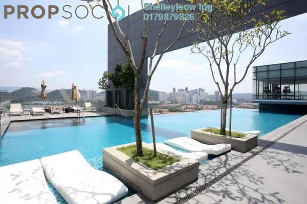 Condominium For Sale in Residensi Platinum Teratai, Kuala Lumpur Freehold Semi Furnished 3R/2B 360k