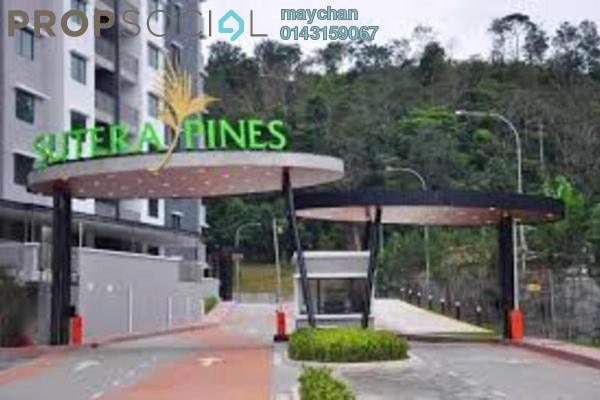 Condominium For Rent in Sutera Pines, Bandar Sungai Long Freehold Fully Furnished 3R/2B 1.8k