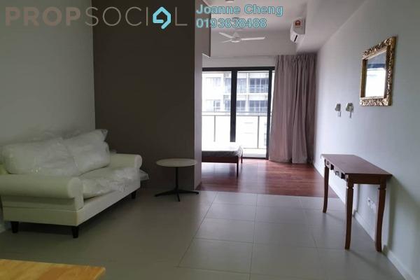Serviced Residence For Rent in Biji Living, Petaling Jaya Freehold Fully Furnished 1R/1B 1.85k