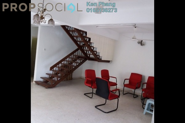 Terrace For Rent in Taman Alam Jaya, Batu 9 Cheras Freehold Unfurnished 4R/3B 1.2k