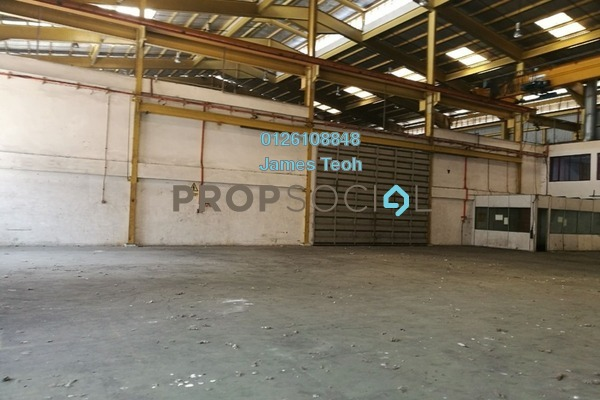 Factory For Rent in USJ 1, UEP Subang Jaya Freehold Semi Furnished 0R/0B 30k