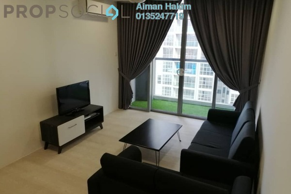 Condominium For Rent in LakeFront Residence, Cyberjaya Freehold Fully Furnished 3R/2B 2.7k
