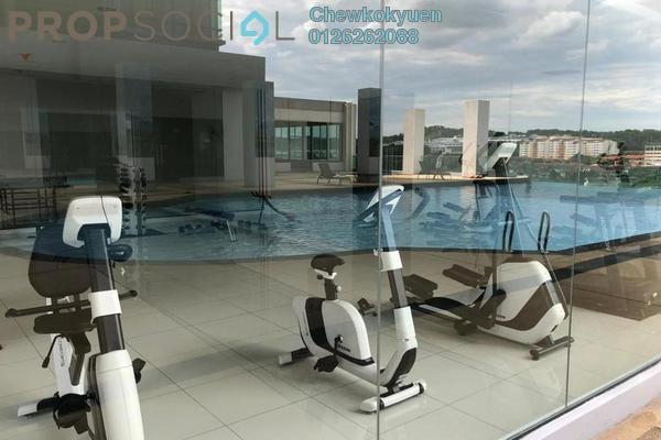Condominium For Rent in City of Green Condominium, Seri Kembangan Freehold Semi Furnished 1R/1B 900translationmissing:en.pricing.unit
