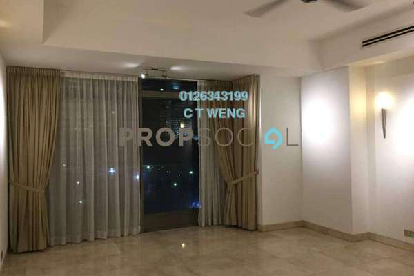 Condominium For Rent in Stonor Park, KLCC Freehold Semi Furnished 3R/5B 6.5k