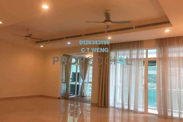 Condominium For Sale in The Pearl, KLCC Freehold Semi Furnished 3R/5B 2.5m