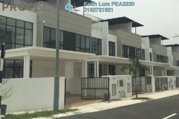 For Rent Bungalow at Pearl Residences, Bandar Mahkota Cheras Freehold Unfurnished 6R/5B 2.2k