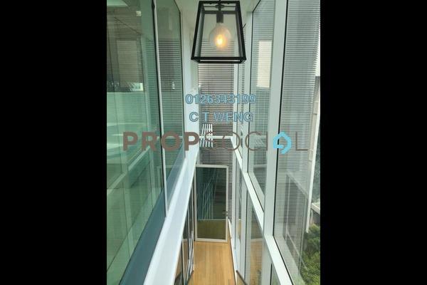 Condominium For Rent in Verticas Residensi, Bukit Ceylon Freehold Fully Furnished 5R/6B 15k
