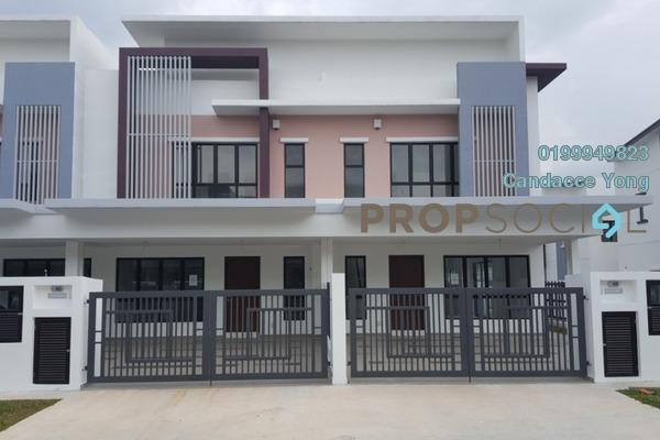 Terrace For Rent in Setia Permai 2, Setia Alam Freehold unfurnished 4R/4B 1.45k
