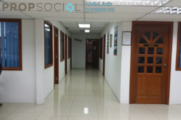 Factory For Rent in Temasya Industrial Park, Temasya Glenmarie Freehold Semi Furnished 0R/0B 20k