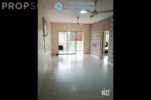 Condominium For Sale in Vista Amani, Bandar Sri Permaisuri Freehold Unfurnished 4R/2B 360k