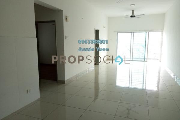 Condominium For Rent in Zeta Deskye Residence, Kuala Lumpur Freehold Semi Furnished 3R/2B 1.3k