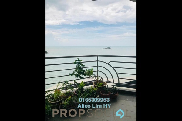 Condominium For Sale in Sri Golden Bay, Tanjung Bungah Freehold Fully Furnished 3R/3B 1.98m