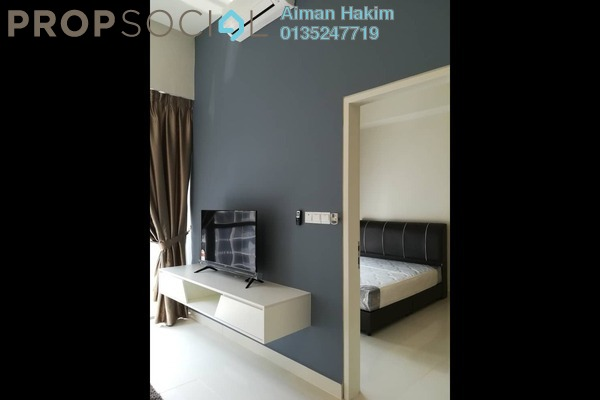 Serviced Residence For Rent in Third Avenue, Cyberjaya Freehold Fully Furnished 1R/1B 1.6k