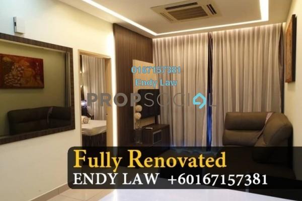 Serviced Residence For Sale in D'Rich Executive Suites, Iskandar Puteri (Nusajaya) Freehold Fully Furnished 3R/2B 443k
