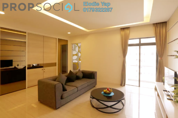 Serviced Residence For Rent in Eve Suite, Ara Damansara Freehold Fully Furnished 2R/2B 2.5k