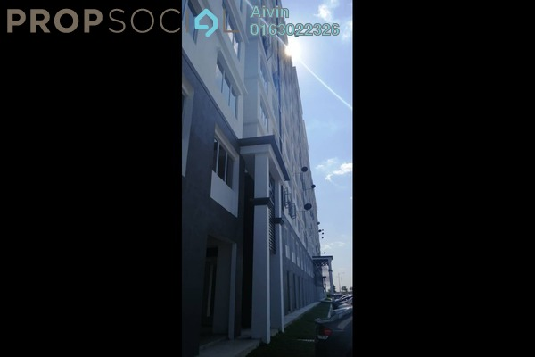 Apartment For Rent in Eco Majestic, Semenyih Freehold Unfurnished 3R/2B 500translationmissing:en.pricing.unit