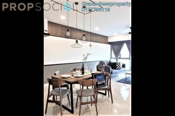 Condominium For Rent in Iskandar Residences, Medini Freehold Fully Furnished 3R/3B 3.2k