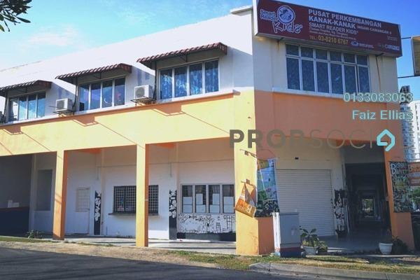 Shop For Rent in Taman Tropika, Kajang Freehold Unfurnished 1R/2B 2.9k