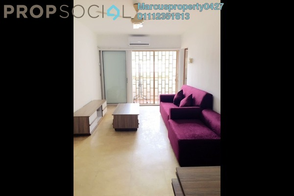 For Rent Apartment at Ketumbar Hill, Cheras Freehold Fully Furnished 3R/2B 1.3k