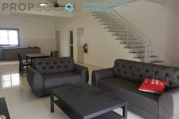Terrace For Rent in Cybersouth, Dengkil Freehold Semi Furnished 3R/3B 1.45k
