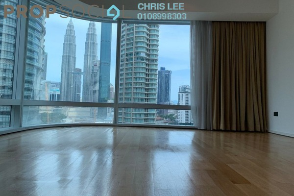 Condominium For Rent in The Avare, KLCC Freehold Semi Furnished 4R/5B 11k