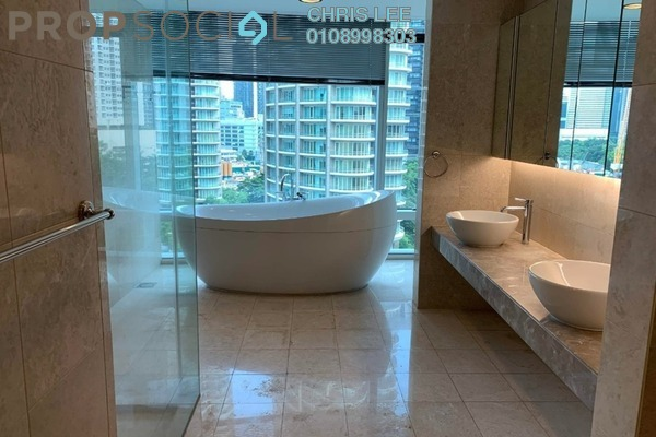 Condominium For Sale in The Avare, KLCC Freehold Semi Furnished 4R/5B 3.2m