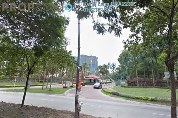 Terrace For Sale in Canal Gardens, Kota Kemuning Freehold Fully Furnished 4R/4B 975k