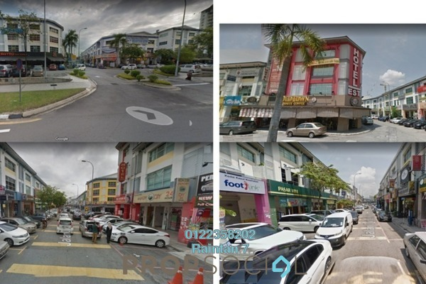 Shop For Sale in Dataran Dwitasik, Bandar Sri Permaisuri Freehold Unfurnished 0R/6B 2.75m