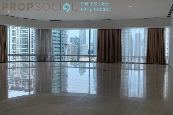 Condominium For Sale in The Avare, KLCC Freehold Semi Furnished 4R/5B 3m