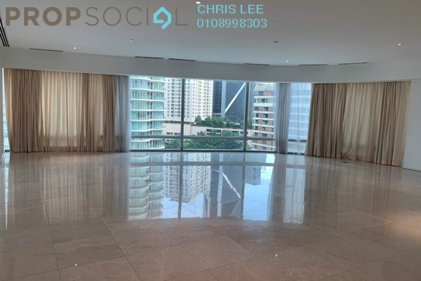 Condominium For Rent in The Avare, KLCC Freehold Semi Furnished 4R/5B 9k