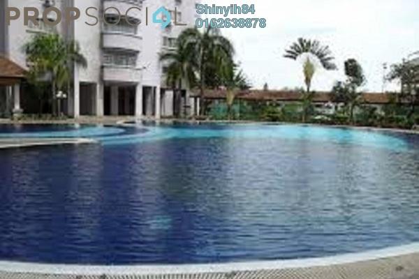 Condominium For Rent in Ridzuan Condominium, Bandar Sunway Freehold Semi Furnished 2R/2B 1.2k