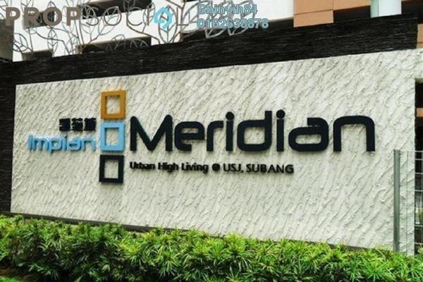Condominium For Rent in Impian Meridian, UEP Subang Jaya Freehold Unfurnished 3R/2B 2.1k
