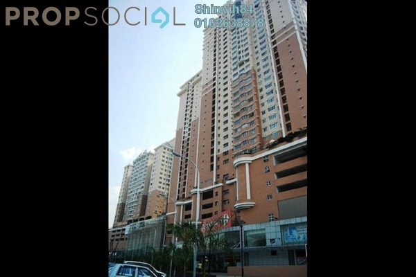 Condominium For Rent in Rhythm Avenue, UEP Subang Jaya Freehold Fully Furnished 3R/2B 1.4k