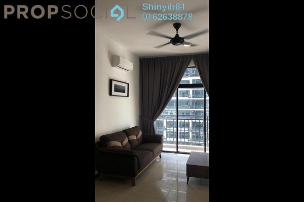 Condominium For Rent in Molek Regency, Johor Bahru Freehold Unfurnished 2R/2B 2.1k