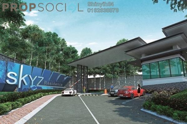 Condominium For Rent in Sky Condominium, Bandar Puchong Jaya Freehold Fully Furnished 3R/4B 3k
