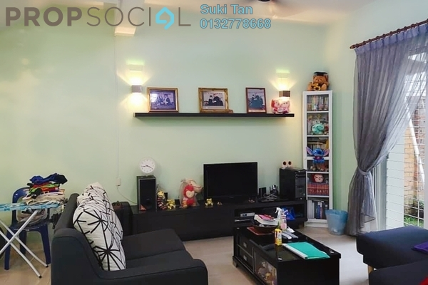 For Sale Apartment at Adora, Desa ParkCity Freehold Semi Furnished 3R/3B 1.7m