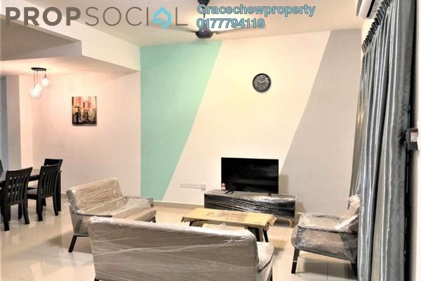 Terrace For Rent in Sri Penawar @ Desaru, Johor Freehold Fully Furnished 4R/3B 2.68k