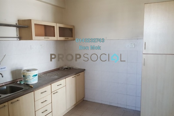 Apartment For Rent in Sinar Magna, Kepong Freehold Semi Furnished 3R/2B 1.1k