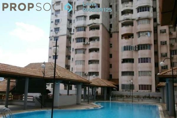 Condominium For Rent in BAM Villa, Cheras Freehold Semi Furnished 2R/2B 1.3k