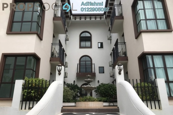 Condominium For Sale in Isle of Kamares @ Setia Eco Glades, Cyberjaya Freehold Fully Furnished 3R/3B 790k
