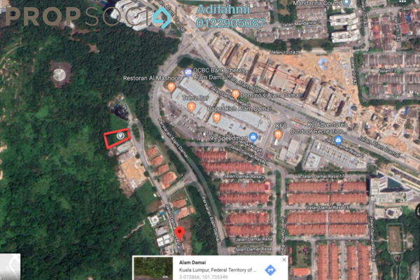 Land For Sale in Damai Rasa, Alam Damai Freehold Unfurnished 0R/0B 2.4m