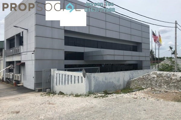 Factory For Sale in Canal Gardens, Kota Kemuning Freehold Semi Furnished 0R/0B 14m