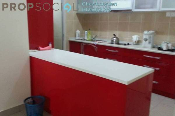 Apartment For Rent in OUG Parklane, Old Klang Road Freehold Semi Furnished 3R/2B 1.25k